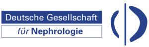 Logo Deutsche Gesellschaft für Nephrologie